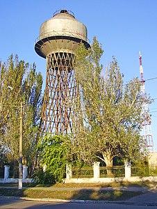 Mykolaiv. Shukhov Heritage Water Tower at Ryumin Street.jpg