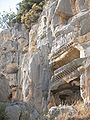 Myra. Reliefs from tombs.jpg