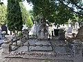 Németh family tomb with statue, 2018 Ráckeve.jpg