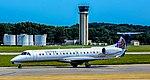 N14162 United Express Embraer EMB-145XR s n 14500808 (28932363847).jpg
