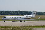 N550GD Gulfstream G-V-SP (G550) GLF5 - Gulfstream Aerospace (18856372611).jpg