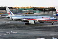 N760AN - B772 - American Airlines