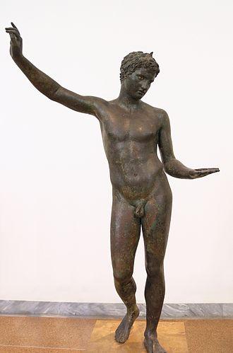 Marathon Boy - The Marathon Boy, c. 340–330 BC