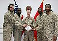 NFL players with Major General RT Tryon Al Anbar.jpg