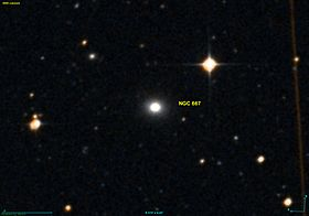 Image illustrative de l'article NGC 667