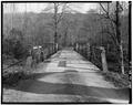 NORTHWEST APPROACH - McPherson Bridge, Spanning Candies Creek at County Road A165, Eureka, Bradley County, TN HAER TENN,6-EURK.V,1-2.tif