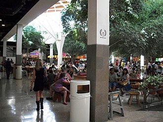 Northwest Arkansas Mall - Food Court