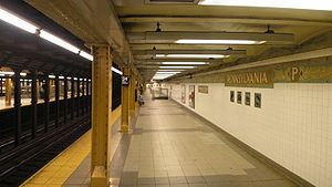 NYC subway Pennsylvania panoramic.jpg