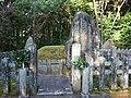 Nabeshima Naomasa grave at Kasuga Graveyard.jpg