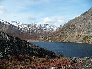 Torngat Mountains - Torngat Mountains and Nachvak Fjord