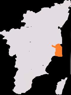 Nagapattinam (Lok Sabha constituency) Lok Sabha Constituency in Tamil Nadu