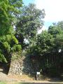 Nagayama Castle honmaru koguchi 2.png