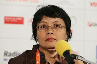 Nan Achnas Indonesian film director