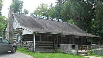 Nancy Lincoln Inn - Image: Nancy Lincoln Inn angle