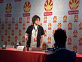 Naoki Urasawa at Japan Expo 2012, Paris (1).jpg