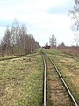 Narrow Gauge Railroad Vasilevsky peat enterprise 2005 (31787401870).jpg
