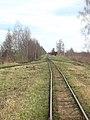 Narrow Gauge Railroad Vasilevsky peat enterprise 2005 (31787401870).jpg