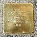 Nasser Dezső stolperstein Bp04 Árpád42.jpg