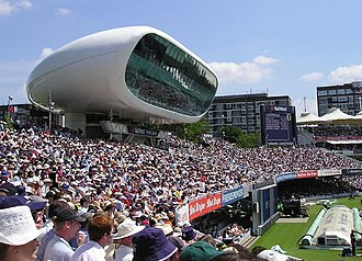 "Sport in Europe - Lord's Cricket Ground is known as the ""Home of Cricket""."