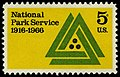 National Park Service 50th Anniversary 5c 1966 issue U.S. stamp.jpg
