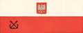 Naval Ensign of river military vessels of Poland1937.png