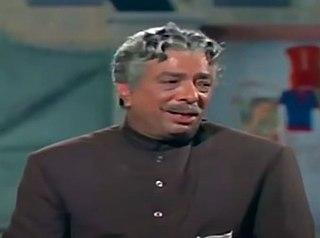 Nazir Hussain Indian film actor