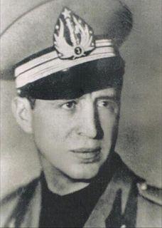Ndok Gjeloshi Albanian collaborator with Fascist Italy