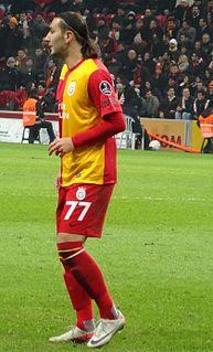Necati Ateş Turkish footballer