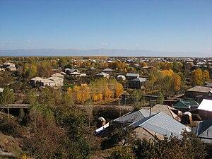 Nerkin Getashen - The village of Nerkin Getashen.
