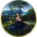 Netherlandish Master - The Virgin and Child in a Landscape (London).jpg