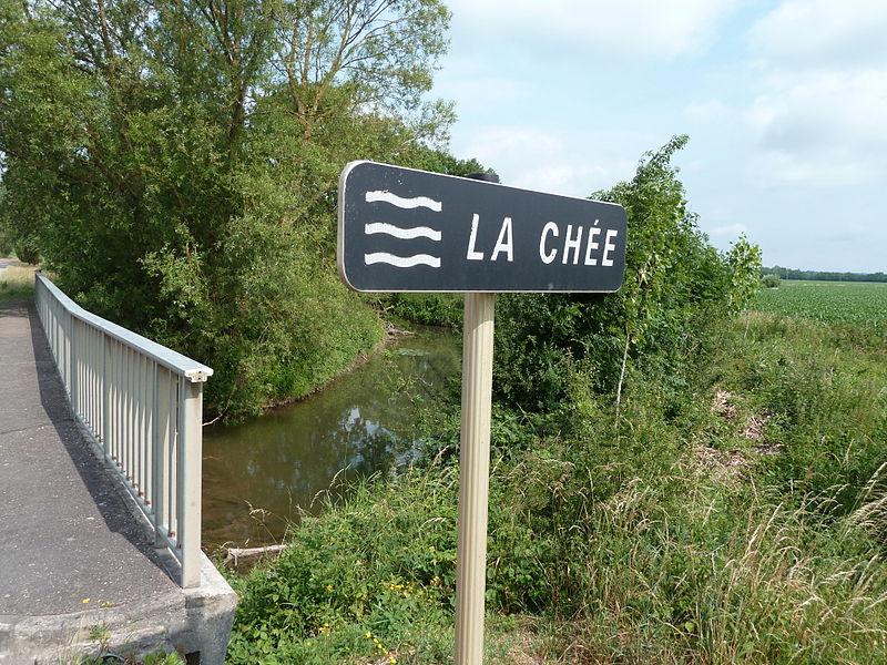 France, Nettancourt, Meuse (55) - Pont sur la Chée.