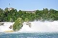 Neuhausen am Rheinfall - Rheinfall - Schloss Wörth 2010-06-24 18-56-10.JPG