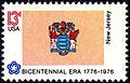 New Jersey Bicentennial 13c 1976 issue.jpg