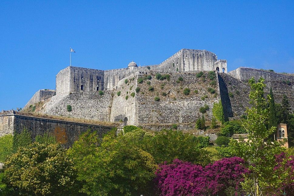 New Venetian Fortress Corfu 06 2017 3254