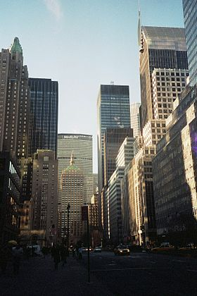image illustrative de l'article Park Avenue