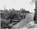 Newberry County, South Carolina. Erosion control work by CCC Camp F-6 on large gully resulting from . . . - NARA - 522752.tif
