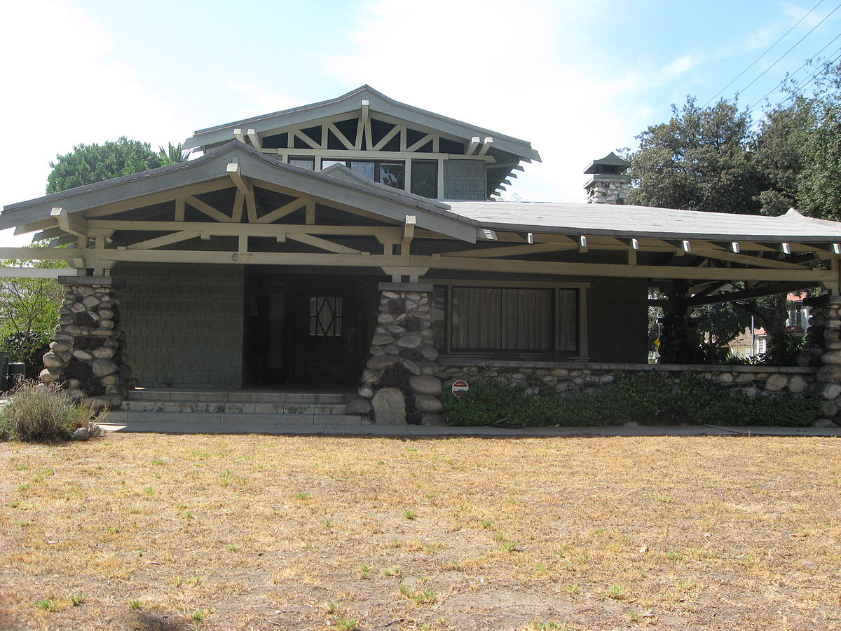 Newcomb House (Pasadena, California) - Wikipedia