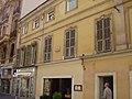 Nice - maison de Jean Moulin - 22 rue de France.JPG