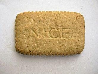 Nice biscuit - Image: Nice biscuit