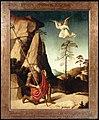 Nicolas Dipre. La Toison de Gédéon. c. 1500. Avignon, Petit Palais..jpg