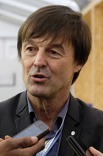 First Philippe government - Nicolas Hulot