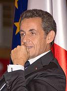 Nicolas Sarkozy -  Bild