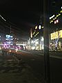 Night view near Canal City 20140104.jpg