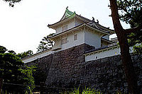 Nihonmatsu Castle Minowa Gate 20100625-03.jpg