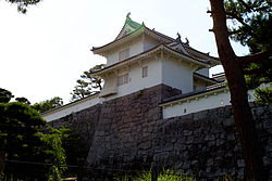 Minowa Gate in Nihonmatsu Castle