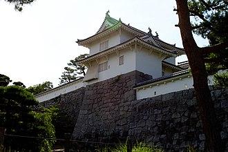 Nihonmatsu, Fukushima - Minowa Gate in Nihonmatsu Castle