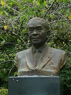 Susumu Nikaidō Japanese politician