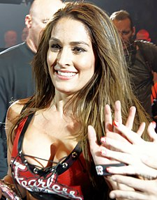 Nikki Bella live event April 2015.jpg
