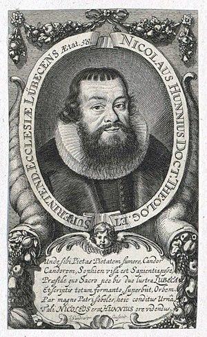 Nicolaus Hunnius - Nicolaus Hunnius