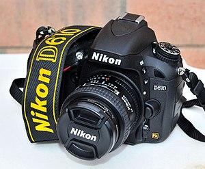 Nikon D610 - Image: Nikon D610
